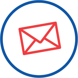 Mail Contact Us Icon
