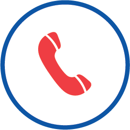 Phone Contact Us Icon